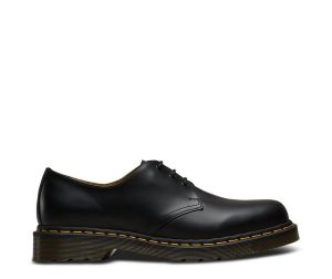 На фото туфли Dr.Martens 1461 Black Smooth