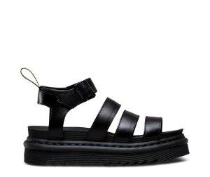 На фото сандали Dr.Martens Blaire Black Brando