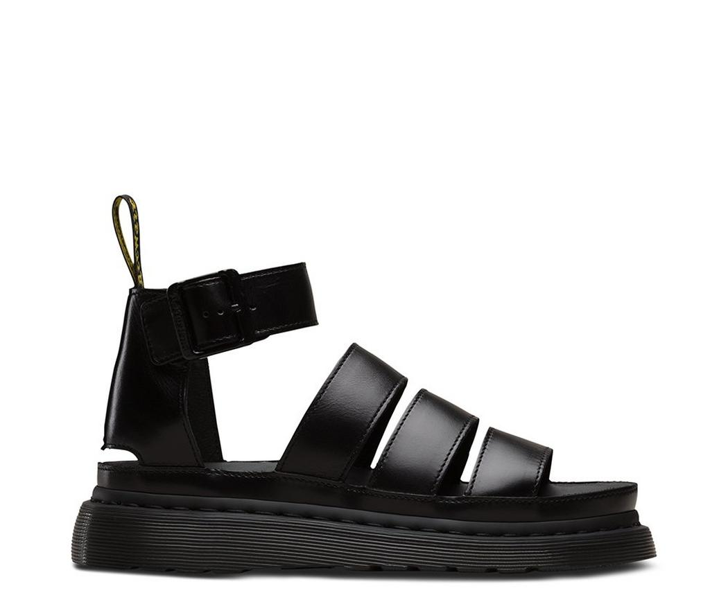 На фото сандали Dr.Martens Clarissa Black Brando