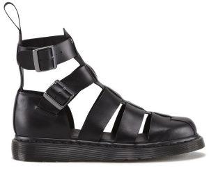 На фото сандали Dr.Martens Geraldo Black Brando