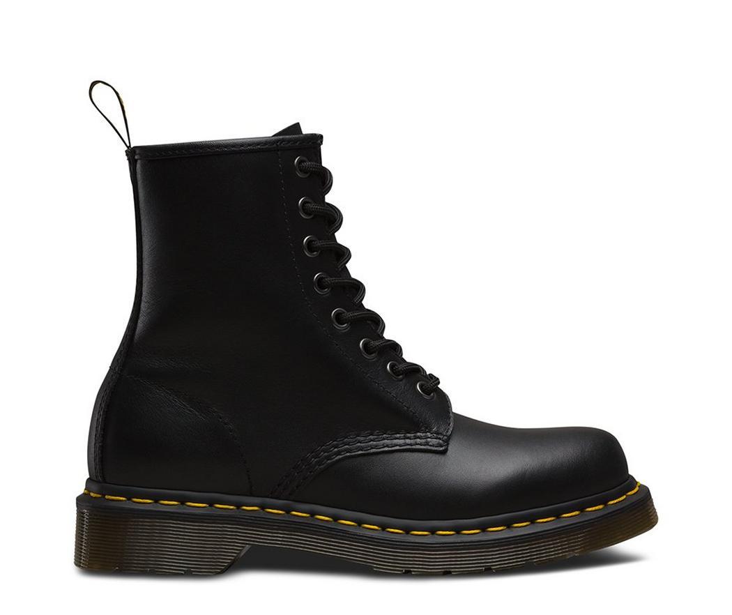 На фото ботинки Dr.Martens 1460 Black Nappa