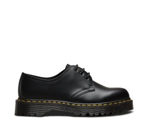 На фото туфли Dr.Martens 1461 Bex Black Smooth