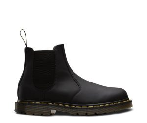 На фото челси Dr.Martens 2976 Wintergrip Black Snowplow