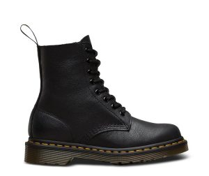 На фото ботинки Dr.Martens Pascal Black Virginia