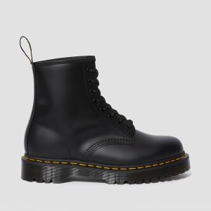На фото ботинки Dr.Martens 1460 Bex Black Smooth